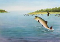 fiskelycka