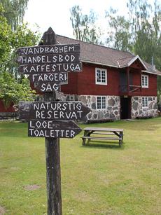 Vårmarknad på Korrö