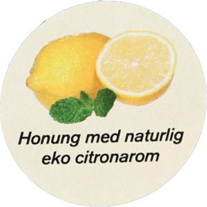Honung-Citron