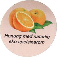 Honung-Apelsin
