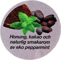 Honung-Chokladmint