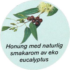 Honung-Eucalyptus