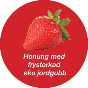 honung-jordgubbe