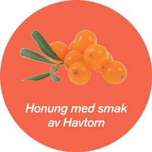 honung-havtorn