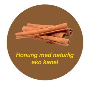 Honung-kanel