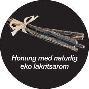 Honung-lakrits