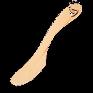 smörkniv segelbåt